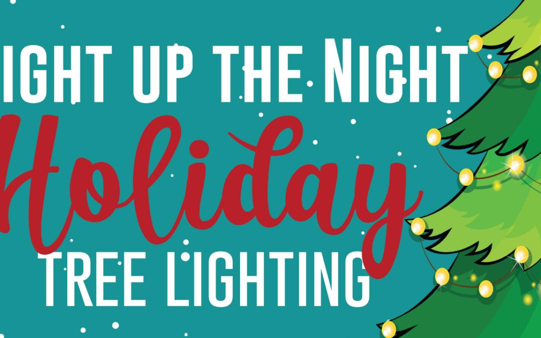Light up the Night Virtual Tree Lighting