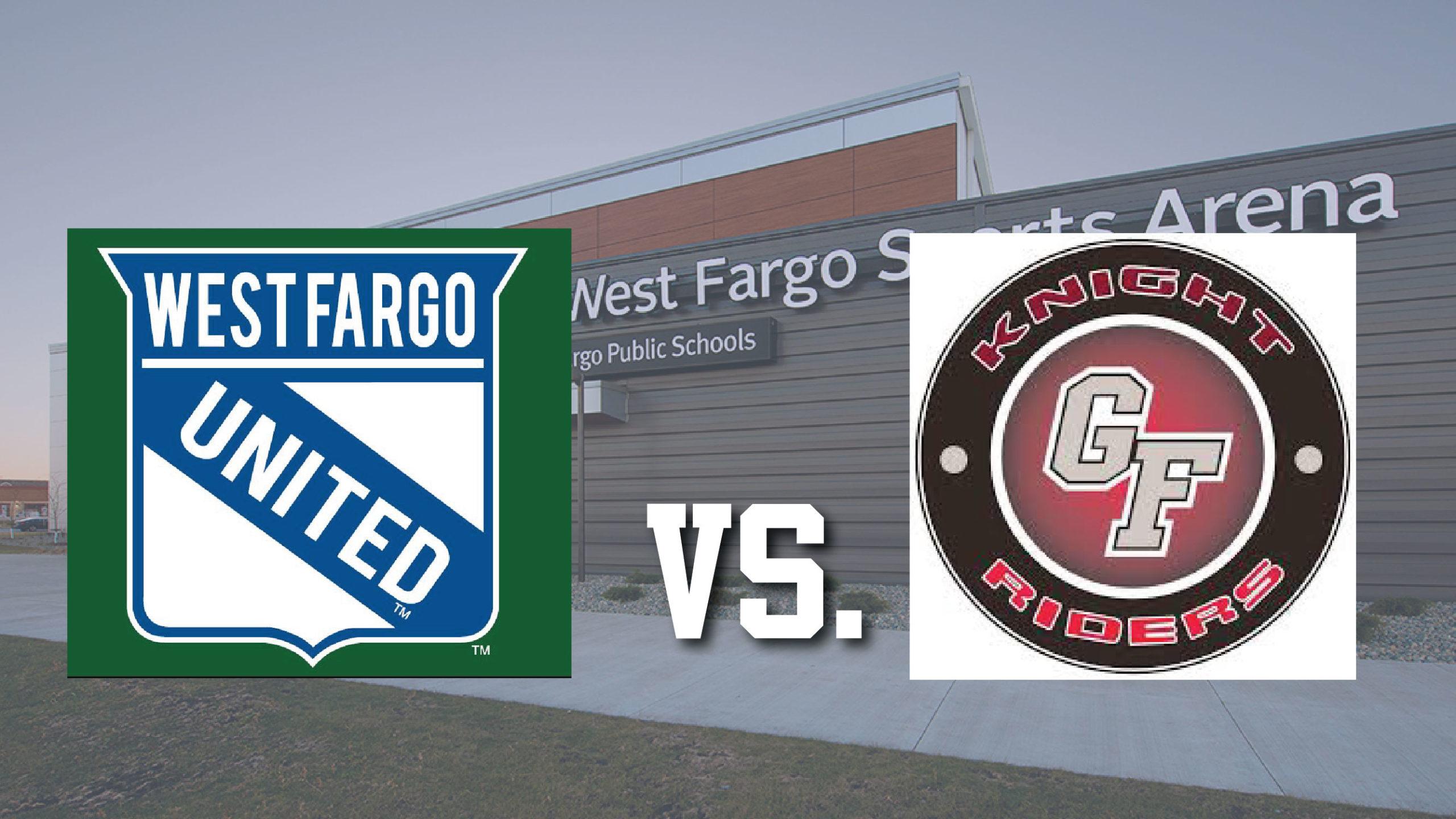 United vs Grand Forks spcl
